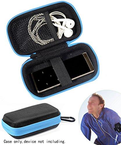 (MP3 Player Case for AGPTEK A01T, A02, A20, A20BS, UQ, B03, C3 Rocker V2; Iyzer 16GB, Grtdhx 16GB, Wrcibo 8GB, Dansrue, Niusute, Hommie H2, Sony NWE395, Evistr 8GB, Apple iPod Nano, Eleston, Bassplay)