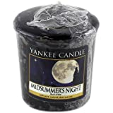 YANKEE CANDLE Samplers Votivkerzen, Kerzen, Midsummer's Night, 4.6 x 4.8 x 1 cm