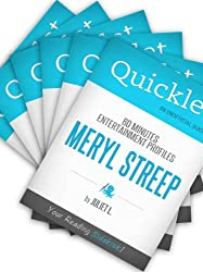 The Ultimate 60 Minutes Quicklet Bundle - Meryl Streep, Trey Parker & Matt Stone, Lance Armstrong, Albert Pujols, Groupon