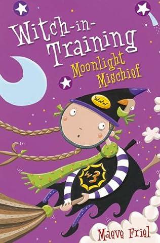 book cover of Moonlight Mischief
