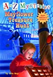 Mayflower Treasure Hunt, Ron Roy, 0375839372