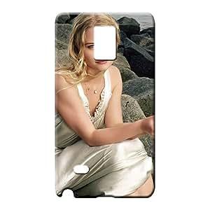 samsung note 4 Hybrid Specially style phone case skin emilie de ravin 2013