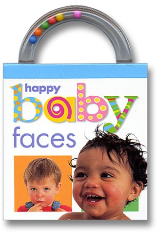 Baby Shaker: Faces: Happy Baby (Baby Shakers) pdf