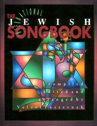 The International Jewish Songbook (Book only)