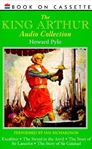The King Arthur CD Audio Collection book by Howard Pyle