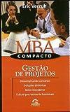 capa de MBA Compacto. Gestão De Projetos