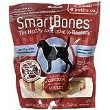 SmartBones Chicken Dog Chew, Small, 6-count
