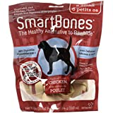 SmartBones Rawhide-Free Dog Bones, Made With Real Chicken