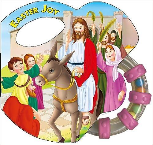 Easter Joy (St. Joseph Rattle Board Books)