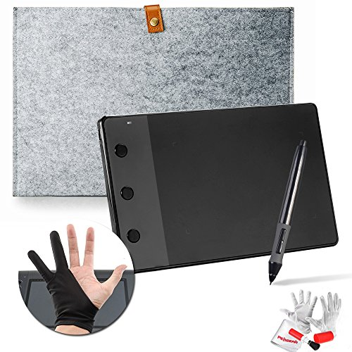 Huion H420 USB Graphics Drawing Tablet Board Kit (Pen Driver Usb)