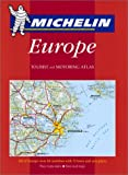 Michelin Tourist and Motoring Atlas, Michelin Travel Publications Staff, 2061136036