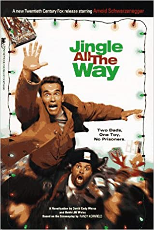 JINGLE ALL THE WAY MOVIE TIE IN (Minstrel Paperback Original): Bobbi J.G, Weiss, David Cody Weiss: 9780671004262: Amazon.com: Books