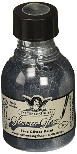 TATTERED ANGELS 15112 Glimmer Glaze Water Based Paint, ()