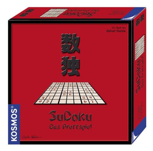 Kosmos - SuDoku - Das Brettspiel