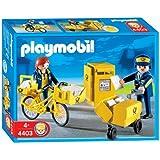 playmobil 4400 les commer 231 ants bureau de poste fr jeux et jouets