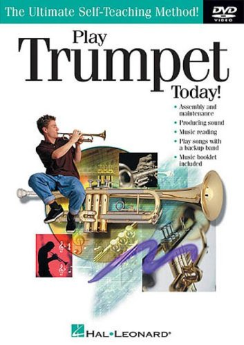 Play Trumpet Today DVD by Hal Leonard