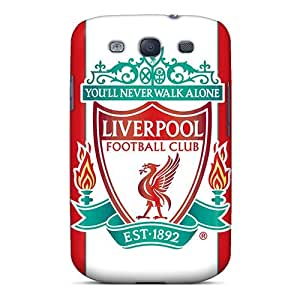 Unique Design Galaxy S3 Durable Tpu Case Cover Popular Football Club England Liverpool by lolosakes