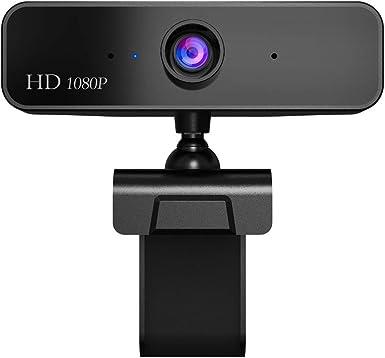 Bestyyo Smart Home - Cámara de Red USB S-2 1080P HD, para PC, portátil, sobremesa, Ajuste Manual de Enfoque, cámara USB, Fabricante de 1080P, cámara para Ordenador, videollamada HD a XXL: Amazon.es: