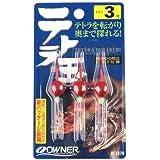 オーナー(OWNER) テトラ玉 3 B-3378