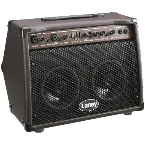Laney Amps LA Range LA35C 35-Watt 2x8 Acoustic Guitar Amplifier by Laney Amps