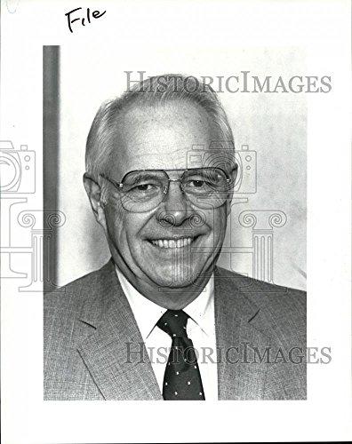 Press Photo John C Seeger, New Pres. of H. K. Ferguson Co. - 10 x 8 in ()