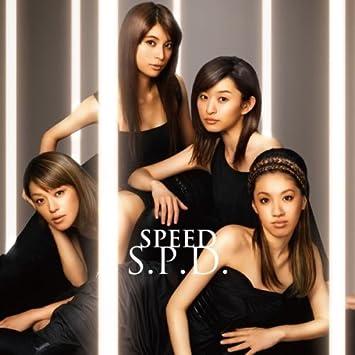 a6827eafeabf2 Amazon   S.P.D.(DVD付)(ジャケットA)   SPEED   J-POP   音楽
