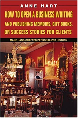 Amazon com: How to Open a Business Writing and Publishing Memoirs