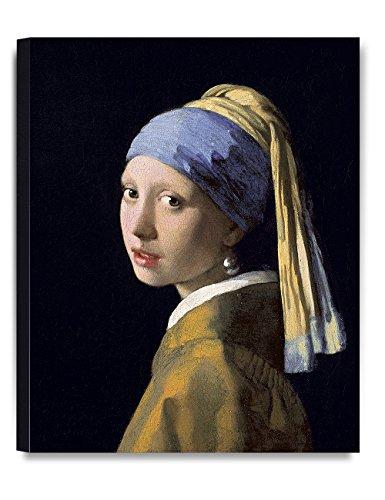 DecorArts Earring Johannes Vermeer Reproduction