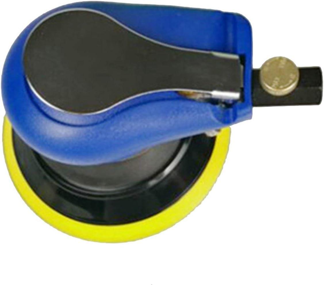 125mm Car Polisher Air Orbital Sander Grinder Pneumat Machine Sponge Universal Waxing Polish Care Clean Tools anyilon