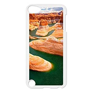 For SamSung Galaxy S5 Mini Phone Case Cover Glen Canyon Rock Formations Landscape Hard Shell Back White For SamSung Galaxy S5 Mini Phone Case Cover 300997