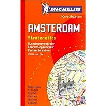 Michelin Amsterdam Mini-Spiral Atlas No. 2036, 3e