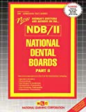 National Dental Boards (NDB), Rudman, Jack, 0837369568