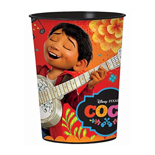 Disney - Pixar COCO Movie Favor Cup (each) Birthday Party Supplies Day of the Dead
