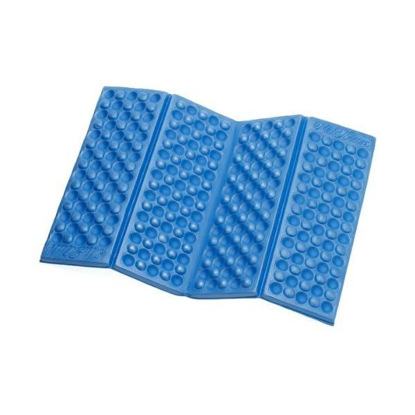 Omeny Outdoor schiuma giardino di campeggio pieghevole sedile impermeabile Pad cuscino per sedia (blu) 1 spesavip