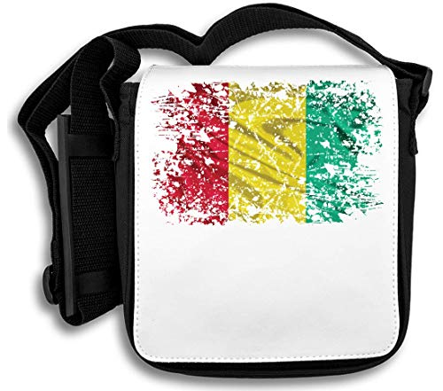 To Country A Conakry Nice Flag Borsa Guinea Nationality Tracolla Africa Series 0PEPxZq
