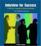 Interview for Success 9780874255034