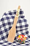 Unusual Handmade Wooden Spatula Decoupage Ideas Cooking Tools Wood Craft