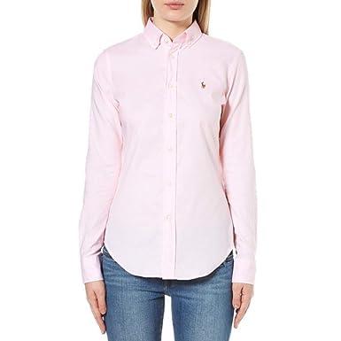 Polo Ralph Lauren - Polo - para Mujer Rosa Rosa (b) 46: Amazon.es ...