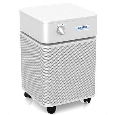HM 400 HealthMate Air Purifier in White w/ Optional Replacement Filters