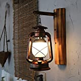 Chinese Retro Lantern Restaurant Bamboo Art Creative Decorative Wall Lamp Antique Bedroom Corridor Balcony Wall Light 180420Mm Outdoor Kids Living Room Bedroom Wedding Birthday Party Gift