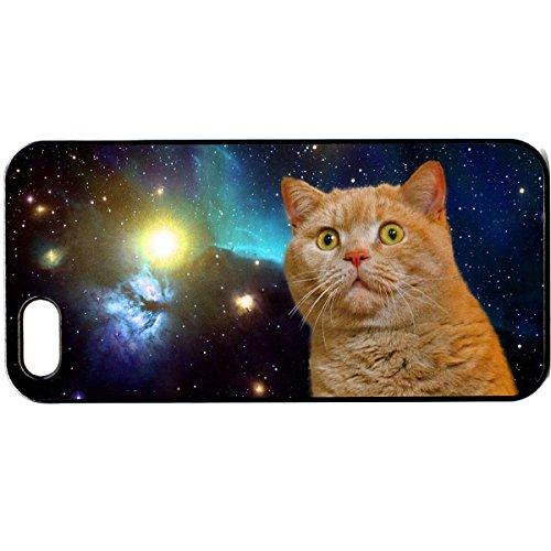 iPhone 5/5S Case Space Cat Kätzchen kitty astronaut