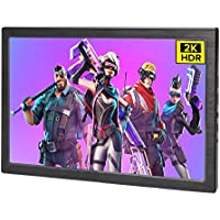 UPERFECT Gaming 10.1 inch Portable HDR Monitor HDMI IPS 2K Resolution 2560x1600p PS3 PS4 Xbox Ns xbox360 Computer Consoles