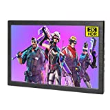 UPERFECT Gaming 10.1 Inch Portable HDR Monitor HDMI IPS 2K Resolution 2560x1600 for PS3 PS4 Xbox Ns xbox360 Computer Consoles
