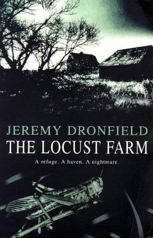 book cover of The Locust Farm