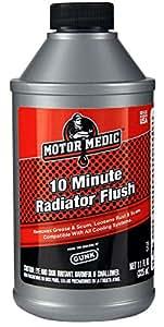 Motor Medic by Gunk C1412 10-Minute Radiator Flush - 11 oz.