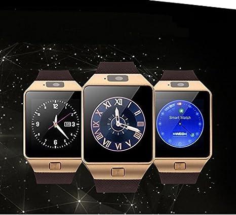 ivilongtail reloj inteligente para Apple Android SmartWatch ...