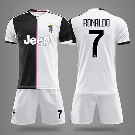 KLEDDP Camiseta de fútbol Masculino, Traje de Entrenamiento ...