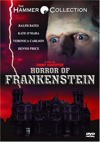 The Horror of Frankenstein by Starz / Anchor Bay