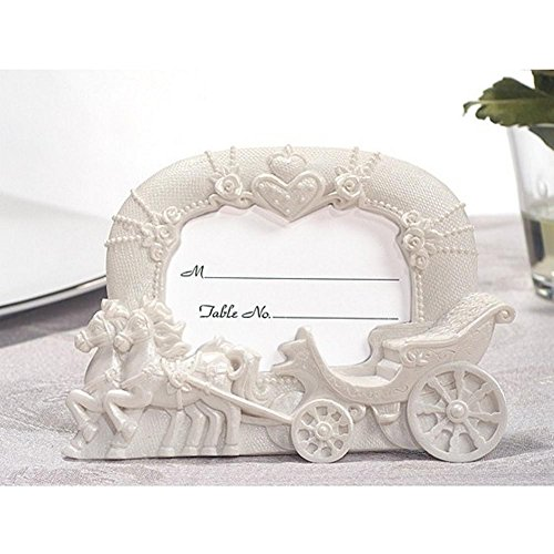 Cassiani Enchanted Moments Wedding Coach Photo Frame - 72 Pieces