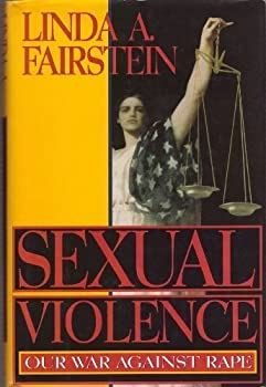 Sexual Violence: Our War Against Rape 0425147800 Book Cover